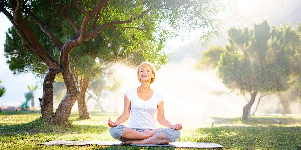 Méditatio et bien etre